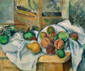 Paul Cézanne - A Table Corner (Un coin de table), c. 1895