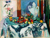 Henri Matisse - Blue Still Life (Nature morte bleue), 1907