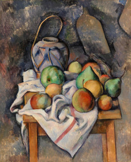 Paul Cézanne - Ginger Jar (Pot de gingembre), c. 1895