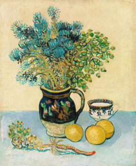 Vincent van Gogh - Still Life (Nature morte), May 1888