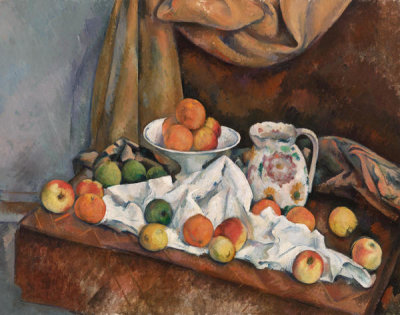 Paul Cézanne - Still Life (Nature morte), 1892-1894